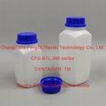 大口藍蓋方底塑料試劑瓶60ml-2000ml 3