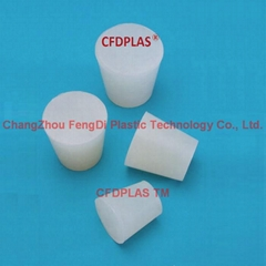 Silicone Rubber Conical Stopper for tubes and flasks