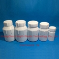 PTFE Bottles with screw caps