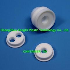 PTFE Insert for HPLC safety caps GL45,GL40,GL38,GL32,GL28