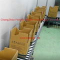 Cubitainer Fiberboard Corrugated Outer Carton 2