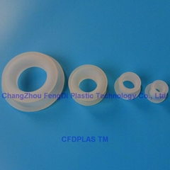 Tapered Silicone Rubber Grommet for Medical Device