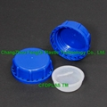61mm Tamper Evident Cap with PE foamed disk liner or PE inner plug