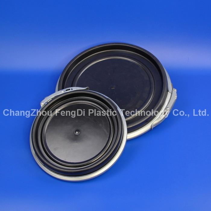 30L locking ring drum lid and 60L locking ring drum covers