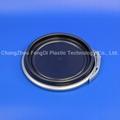 lever locking ring plastic drum lids