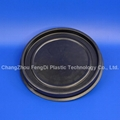 removable top cover for 60L open head plastic drums