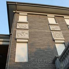 供应湖南铝合金卷帘窗