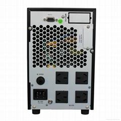 雷迪司G2KL 2KVA在线式UPS不间断电源1600W延长自动开关机
