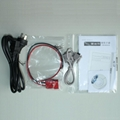 雷迪司3KVA 在線式UPS電源備用1小時 G3KL 2400W可用液晶顯示智能 4