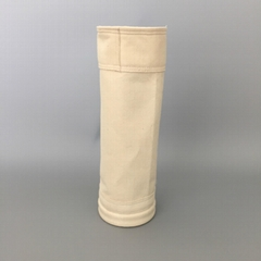 Industrial Dust PPS Filter Bag by non-woven needle felt