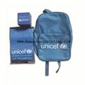 UNICEF tender exercise book backpack