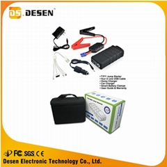 12V 600A Car Emergency Kit Auto Jump Starter
