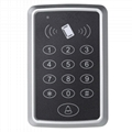 Standalone RFID Access Control Security