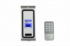 Metal Case Biometric Fin