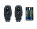 433mhz Wireless Hidden Door Lock For Access Control Security System 4