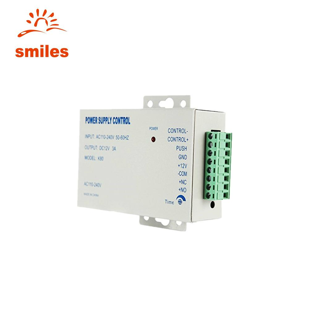 AC110V-240V 3A Switching Mini Power Supply For Door Access Control 3