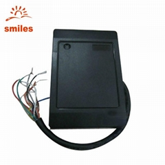 Contactless 125khz/13.56mhz RFID Card Reader For Access Control System