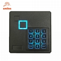 Wiegand Contactless Smart RFID Card Reader With Password Function