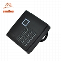 Wiegand Contactless Smart RFID Card Reader With Password Function 2