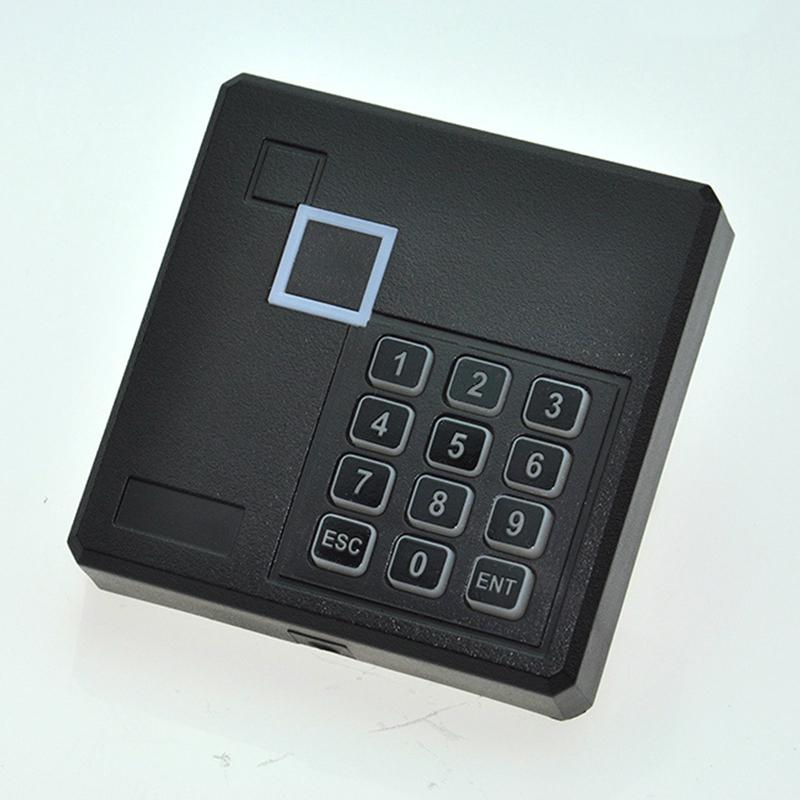Wiegand Contactless Smart RFID Card Reader With Password Function 3