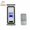Metal Case Biometric Fingerprint Scanner