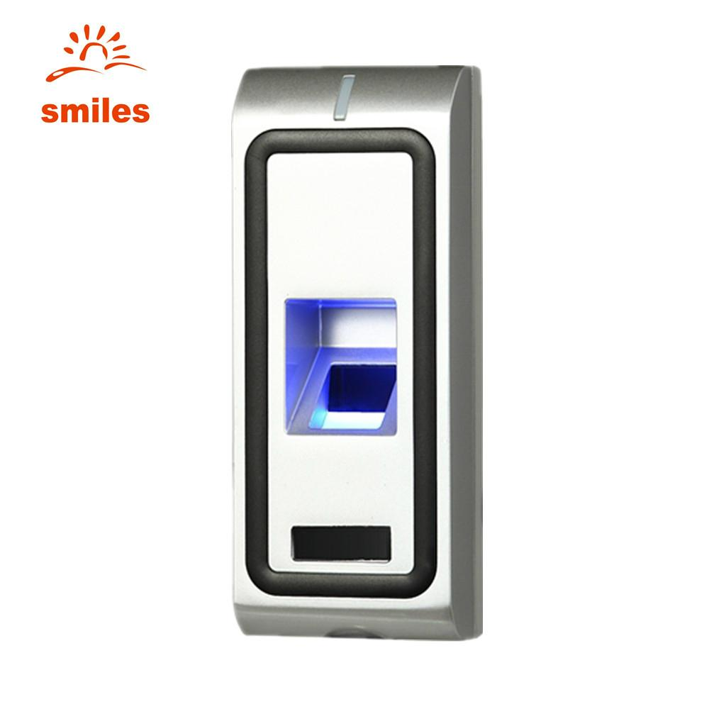 Metal Case Biometric Fingerprint Scanner With RFID Card For Access Control 3