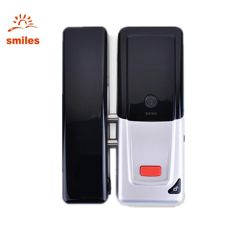 433mhz Wireless Hidden Door Lock For Access Control Security System 1