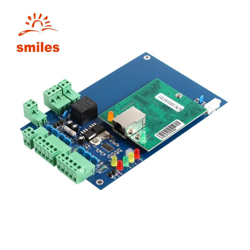 TCP/IP Network Access Control Board For Single door With One Relay 1