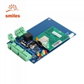 TCP/IP Network Access Control Board For Single door With One Relay