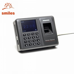 3000 Users RFID Time Attendance System Biometric Fingerprint Machine With TCP/IP