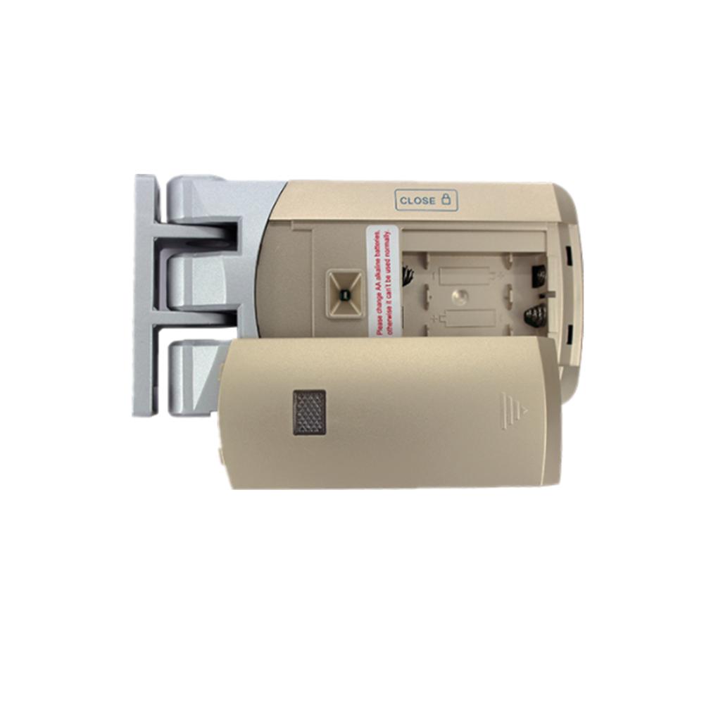 Easy Installation 433MHz Wireless Door Lock Include Remote Contro 3