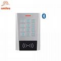 Bluetooth waterproof keypad Access Control Support RFID Card Reader