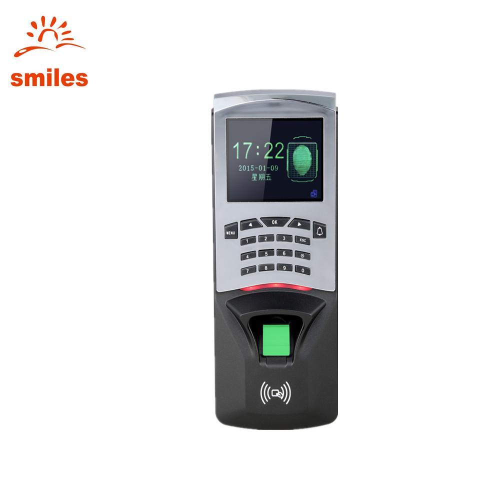Fingerprint Time Attendance Machine Support Card Reader 1