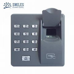 Fingerprint Access Control System Support Password and RFID Card Reader