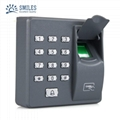Fingerprint Access Control System Support Password and RFID Card Reader 3