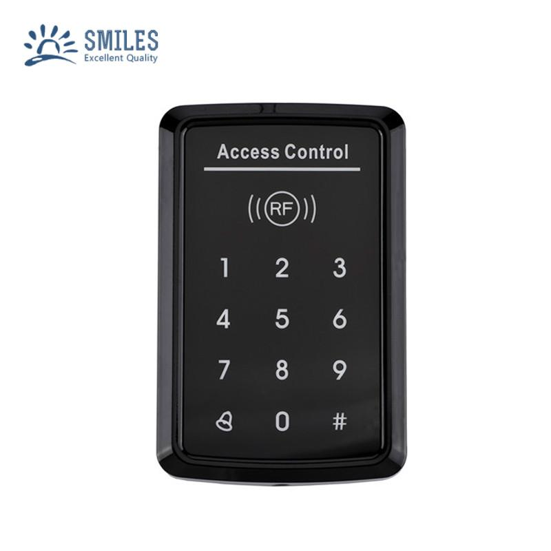 125Khz/13.56mhz Touch Keypad Standalone Security Access Control Systems 1