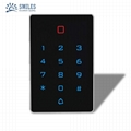 Lift Standalone Access Control reader/Door Keypads with Backlight and Wiegand Fu
