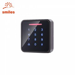 Metal Standalone Touch Door Keypads EM/Mifare Access Control