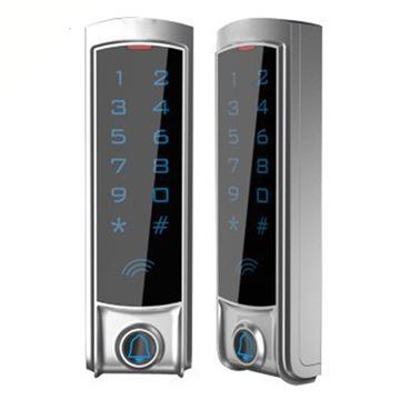 Metal Touch Screen Access Control/Waterproof RFID Door Keypads  1