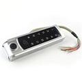Metal Touch Screen Access Control/Waterproof RFID Door Keypads  4