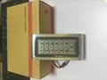 EM/Mifare Waterproof Metal Door keypad Access Control  4