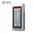 IP68 Standalone Lift Access Control Readerl/RFID Door Keypads