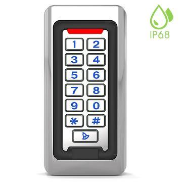 IP68 Standalone Lift Access Control Readerl/RFID Door Keypads  3