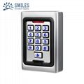 Metal Waterproof Access Control/IP68 Door Keypad