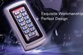 IP68 Standalone Lift Access Control Readerl/RFID Door Keypads  4