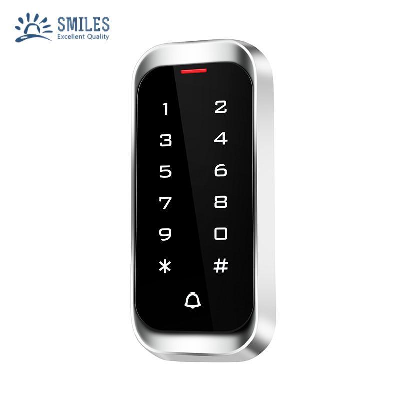 125khz/13.56mhz IP68 Metal Access Control for Elevator/Doors  1