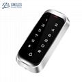 125khz/13.56mhz IP68 Metal Access Control for Elevator/Doors  2