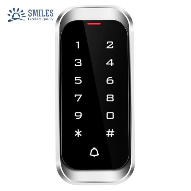 125khz/13.56mhz IP68 Metal Access Control for Elevator/Doors  3