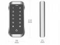 125khz/13.56mhz IP68 Metal Access Control for Elevator/Doors  5