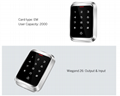 Wholesale Waterproof IP68 Standalone Access Control Reader For Lift and Doors